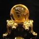 手彫り黄水晶ドラゴンボール 手彫り黄水晶ドラゴンボール  - 縮小画像1