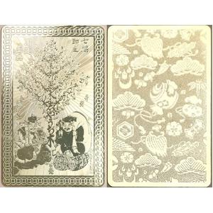 護符 【純金仕上げ】 「金のなる木」 - 拡大画像