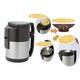 FUKAI(フカイ工業) 全自動野菜スープメーカー motenasi chaya(もてなし茶屋) FSM-3000 - 縮小画像1