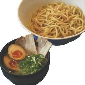 博多ラーメン 秀ちゃんラーメン (つけ麺) 【10箱セット】 - 拡大画像