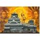 1/144 神瞰 熊本城【大天守・小天守】 - 縮小画像1
