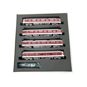 GREENMAX(グリーンマックス) (Nゲージ)OP2610-2 近鉄2610系 (更新車・新塗装)連続キセ冷房車 4輛編成セット(動力付き) - 拡大画像
