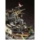 プラモデルセット 1/350 日本海軍戦艦 長門 レイテ沖海戦ディテールアップパーツセット - 縮小画像2