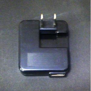 電子タバコ サムライスモーカー専用AC-USB変換アダプタ - 拡大画像