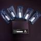 電子タバコ サムライスモーカー専用カートリッジ 5本セット(アップル風味) - 縮小画像1