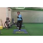 ゴルフ上達プログラム Enjoy Golf Lessons PART.2・3 2巻セット border=