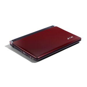 acer ノートパソコン Aspire one AOD250 レッド - 拡大画像