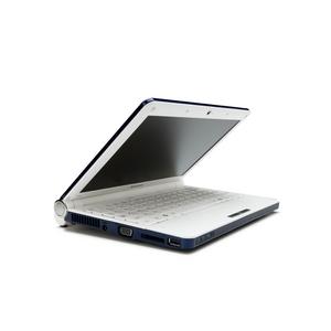 【大幅値下げ】Lenovo IdeaPad S10e ブルー + (emobile) D12HW - 拡大画像