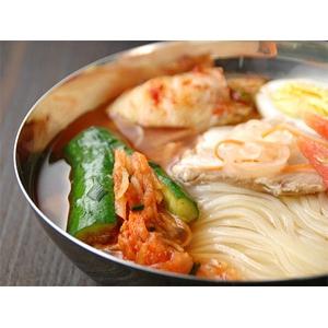 ノドにツルっ、プロが選んだ逸品!!自慢の『韓国冷麺8食』 - 拡大画像