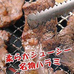 【人気の焼肉】柔らかハラミ肉☆旨いタレ漬け8人前!(400g×2) - 拡大画像