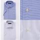 ドゥエボットーニワイシャツ(セミワイド・ボタンダウン)半袖5枚セット Lサイズ - 縮小画像2