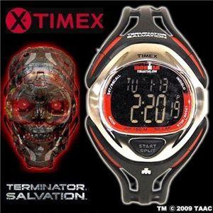 TIMEX(タイメックス) 腕時計 「ターミネーター4モデル」 Limited editiion T92630 - 拡大画像