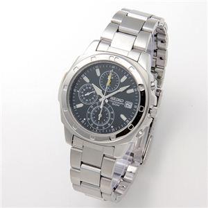 SEIKO(セイコー) 腕時計 クロノグラフ SND411 グリーン - 拡大画像