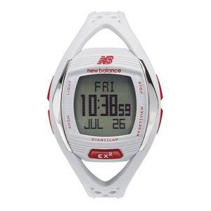 new balance(ニューバランス) 腕時計 EX2 901 心拍計測機能搭載ランニングウォッチ ホワイト×レッド - 拡大画像