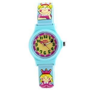 Baby Watch Paris (ベビーウォッチ) 子供用腕時計 アベセデール プリンセス ブルー