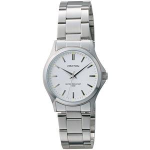 CROTON(クロトン)  腕時計 3針 10気圧防水 RT-169M-04