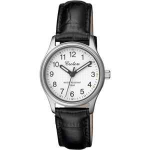 CROTON(クロトン)  腕時計 3針 RT-157L-3 - 拡大画像
