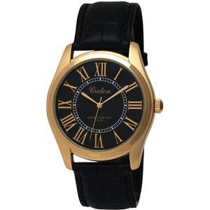 CROTON(クロトン)  腕時計 3針 日本製 RT-166M-A - 拡大画像