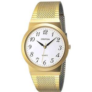 CROTON(クロトン)  腕時計 3針 日本製 RT-119M-3