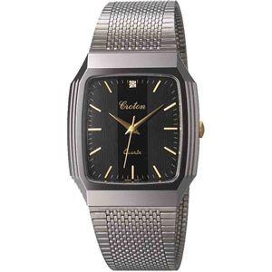 CROTON(クロトン)  腕時計 3針 日本製 RT-148M-7 - 拡大画像