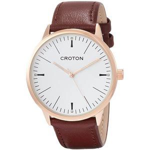 CROTON(クロトン)  腕時計 3針 日本製 RT-172M-G
