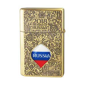 WC(ダブリューシー) フリントオイルライター ワールドカップ ロシア 2018WC LTD-RUS