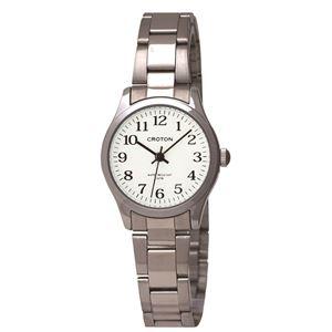 CROTON (クロトン) 腕時計レディース 3針 RT-168L-F - 拡大画像