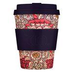 Ecoffee Cup(エコーヒー カップ) カップ ソーサー 繰り返し使える 環境に優しい バンブーファイバー 355ml Wandle [600 603]
