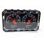 日本製 高精度 シガー用 温湿度計 HR-meter