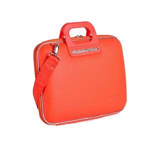 Bombata(ボンバーター) イタリアデザイン Firenze マルチビジネスバック PCバック 15インチ対応【オレンジ】 - 拡大画像