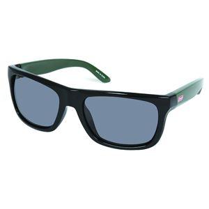 Coleman(コールマン) フローディンググラス 偏光サングラス CFL01-1【フレーム:ブラック/グリーン】【レンズ:スモーク】 - 拡大画像