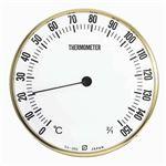 クレセル 日本製 乾式 サウナ用温度計 壁掛け用  SA-300