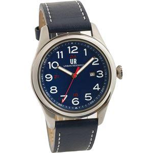 URBAN RESEARCH(アーバンリサーチ) 腕時計 UR001-02 メンズ ブルー - 拡大画像