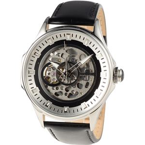 MANNINA(マンニーナ) 腕時計 MNN005-01 メンズ 正規輸入品 ブラック - 拡大画像