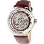 MANNINA(マンニーナ) 腕時計 MNN005-03 メンズ 正規輸入品 レッド