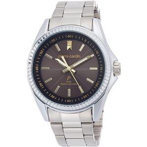 pierre cardin(ピエールカルダン) 腕時計 電波ソーラー PC-791 - 拡大画像