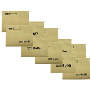 SLOWER(スロウワー) ファイルホルダー 同色10枚セット Butler(バトラー) サンド 【本体別売】 - 拡大画像