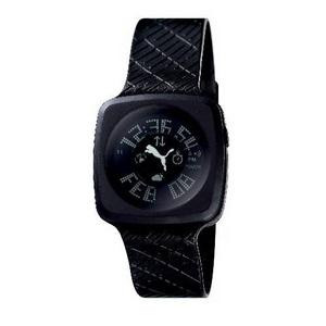 PUMA(プーマ) 腕時計 BLOCKBUSTER(ブロックバスター) ladies BK×BK BB6 - 拡大画像