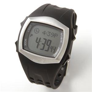SOLUS(ソーラス) Pro 100 心拍計付き腕時計 ブラック 【ランニングウォッチ】 - 拡大画像