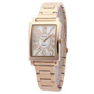 Forever(フォーエバー)  腕時計 1Pダイヤ FG-710-1 ホワイトシェル×ピンク - 拡大画像