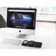 ワイヤレス充電器「GETPOWERPAD3(ゲットパワーパッド3)」 スターターキット iPhone4/4S専用レシーバーセット(マットブラック) - 縮小画像5