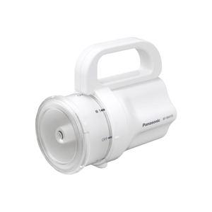 Panasonic(パナソニック) 電池がどれでもライト BF-BM10-W ホワイト - 拡大画像