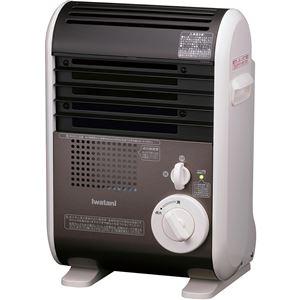 イワタニ カセットガスファンヒーター/暖房器具 【コードレスファンヒータータイプ】 軽量 安全装置搭載 風暖 - 拡大画像