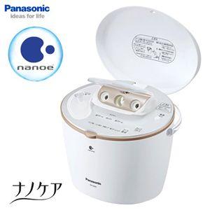 Panasonic イオンスチーマーナノケア EH-SA91-N - 拡大画像