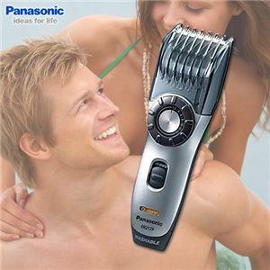 Panasonic メンズ2WAYトリマー ER217PP-S - 拡大画像
