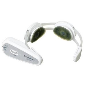 Panasonic(パナソニック) 首専用 低周波治療器 ネックリフレ EW-NA11-S シルバー - 拡大画像