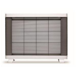 インターセントラル 遠赤外線ヒーター/電気暖房機 【4〜8畳 ホワイト】 温度過昇防止装置 - 拡大画像