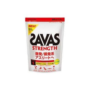 SAVAS(ザバス) タイプ1ストレングス 1.2kg(袋) バニラ味 1.2kg(袋) 1.2kg(袋)  - 拡大画像