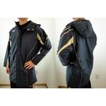 MIZUNO(ミズノ) ジュニア用 冬の防寒に必須! ロングコート ネイビー a35jb-95014 ネイビー(14) 160サイズ