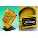 【2010年商品】 Wilson(ウィルソン) 硬式グローブ『Pro STAFF』 外野手用 Lタン 右投用 【WTAHGPW7L】 - 縮小画像2
